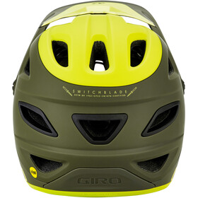 Giro Switchblade MIPS Helmet matte citron/olive